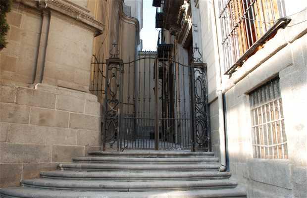 Palais archiépiscopal de Madrid