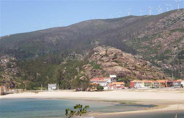 Ézaro Beach