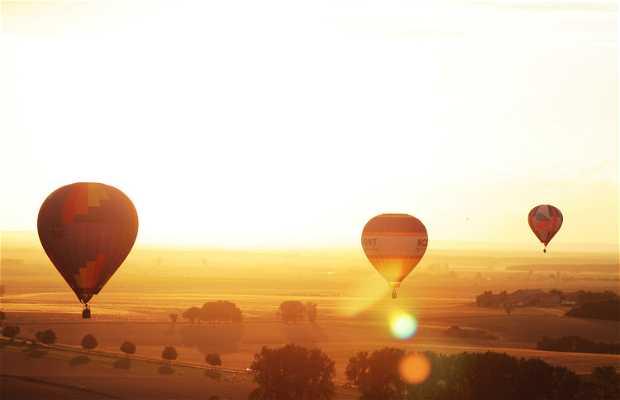Mondial Air Ballons à Chambley