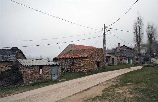 Villages noirs de Guadalajara - Palancares