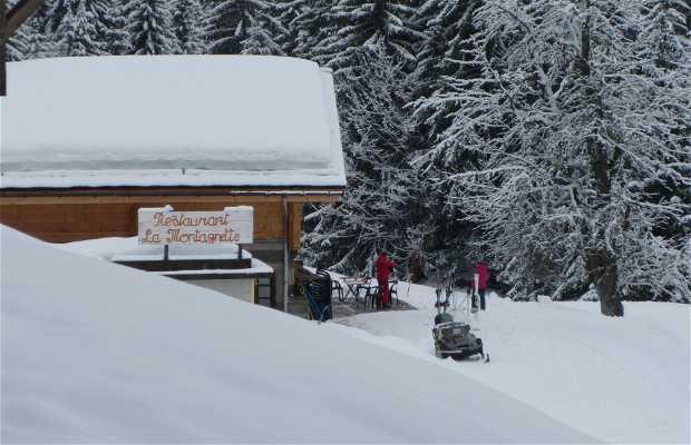 Restaurant la Montagnette