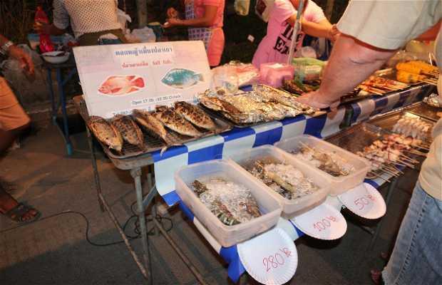 Food Market Koh Chang