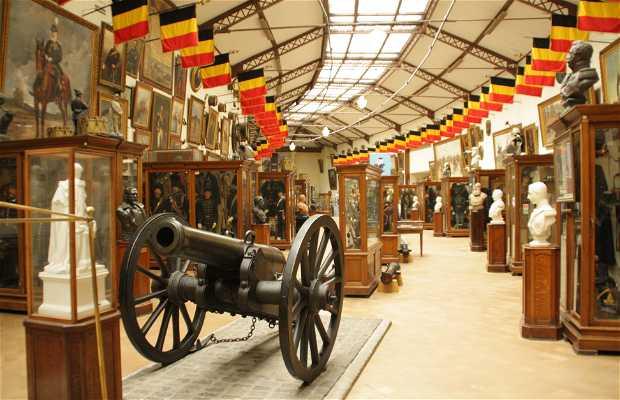 Musée royal de l'armée et de l'histoire militaire