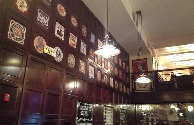 Kask pub beer