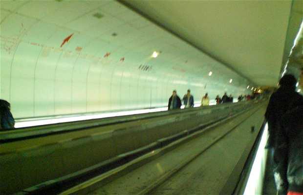 Estación de Montparnasse