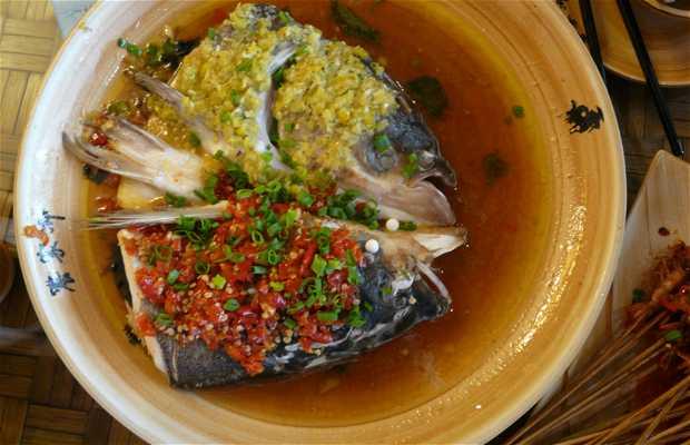 Comer a Shenzhen