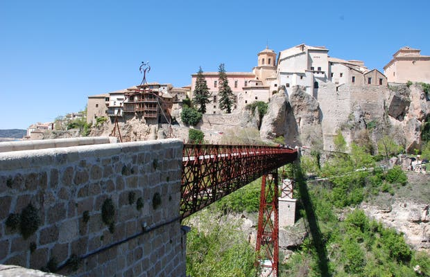 Ciudad Alta de Cuenca