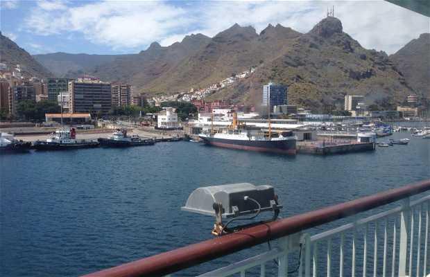 Muelle de la Rivera