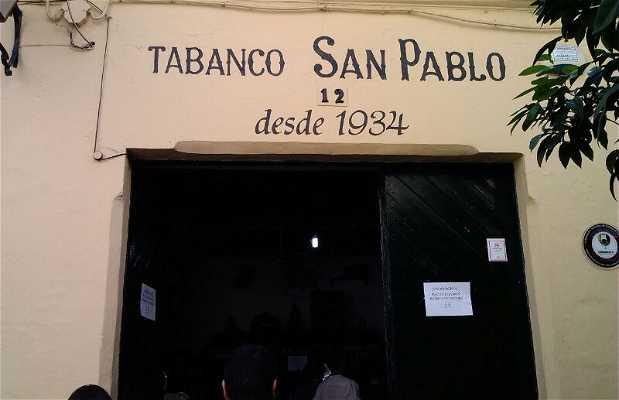 Bar Restaurante Tabanco San Pablo