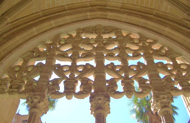 Cloister of the Knights