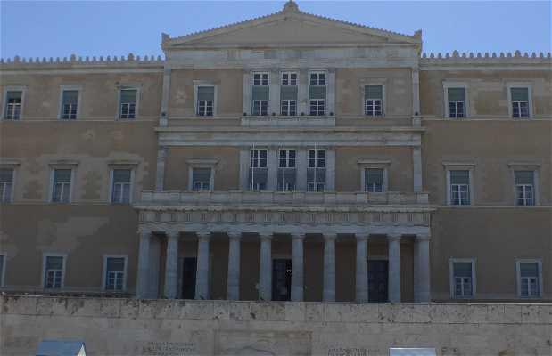 Parlamento greco a Atene