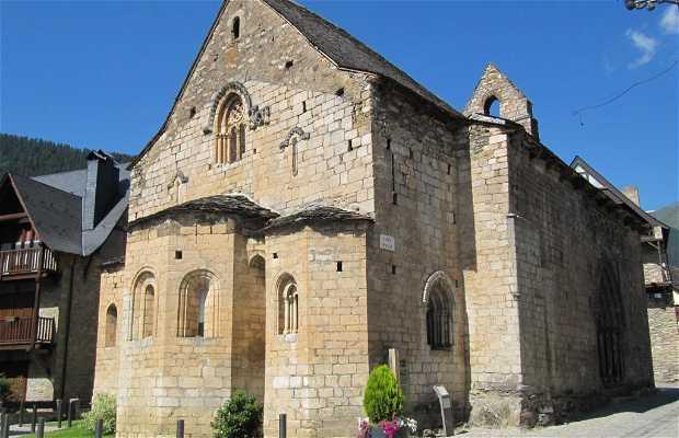 Iglesia de Sant Estèue de Betren