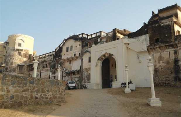 Fuerte de Mandawa
