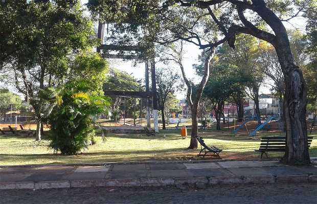 Plaza Madres Paraguayas