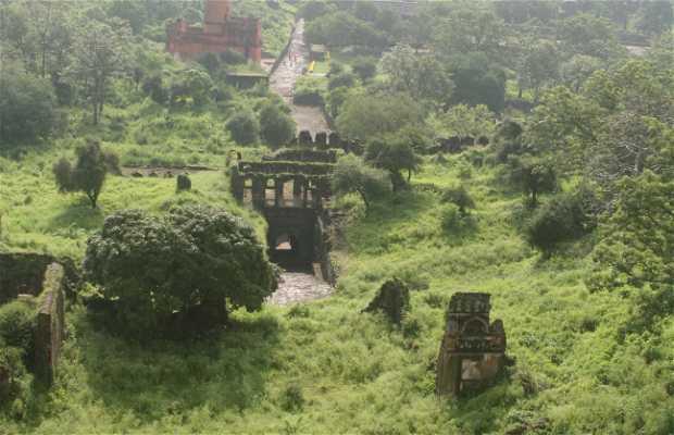 Fortaleza de Daulatabad