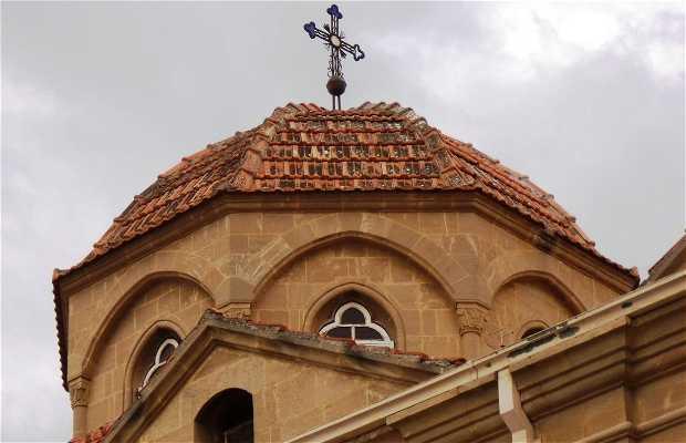 Iglesia Agios Georgios - Agios Dometios quarter