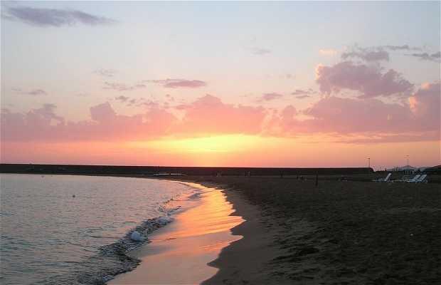 Playa de Bosa Marina