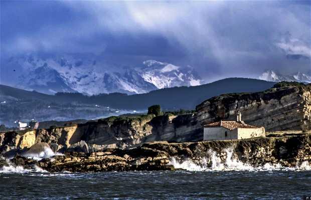 Capilla del Carmen, Luanco, Asturias