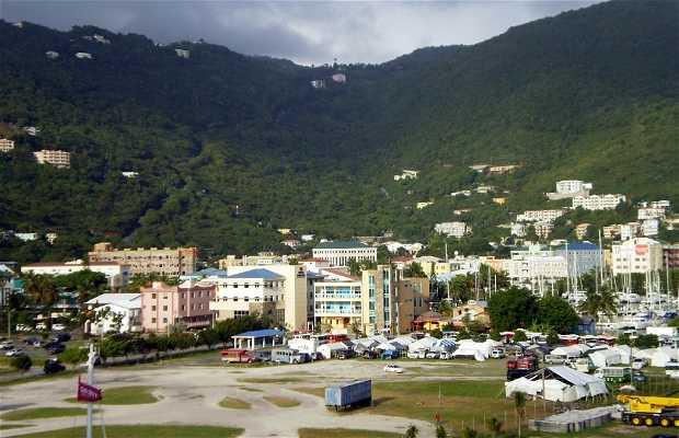British Virgin Islands - Islas Vírgenes Británicas
