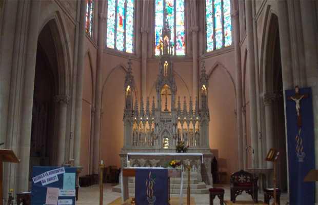 Iglesia Saint Vincent Saint Fiacre