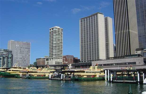 Le Port de Sydney