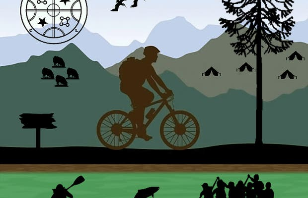 Bike Entre Araucarias - Bike tour