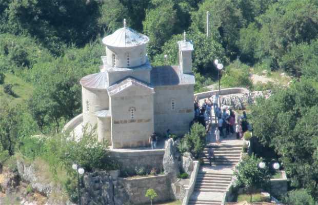Eglise de Sveti Stanko