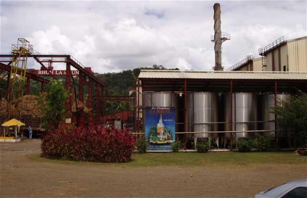 Destilería La Mauny