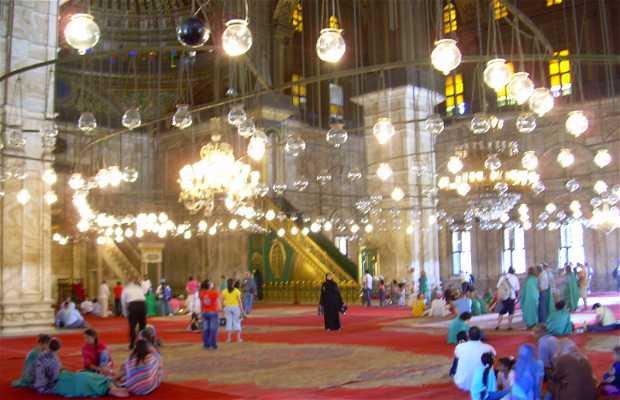 la Mezquita de Mohammed Ali