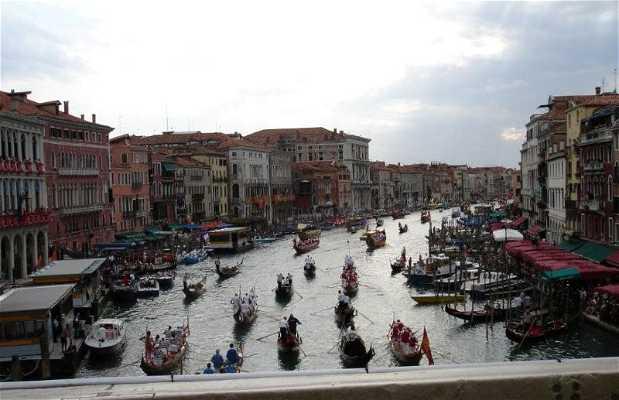 Régate historique de Venise
