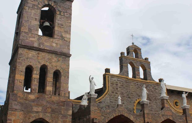 Catedral de Piedra