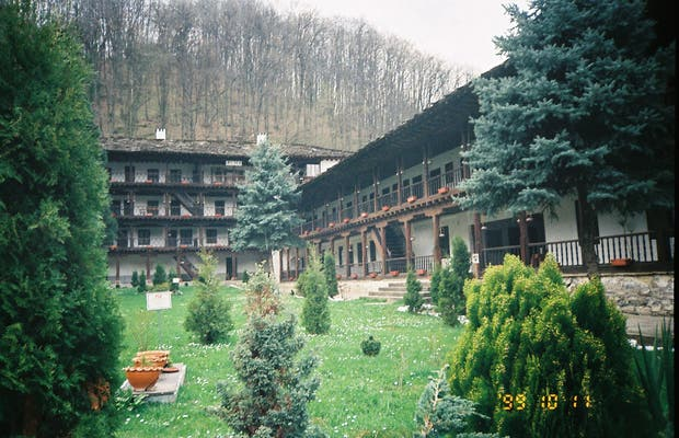 Monasterio de Troyan