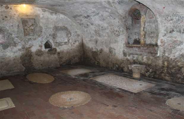 Museo degli affreschi e la tomba di Giulietta