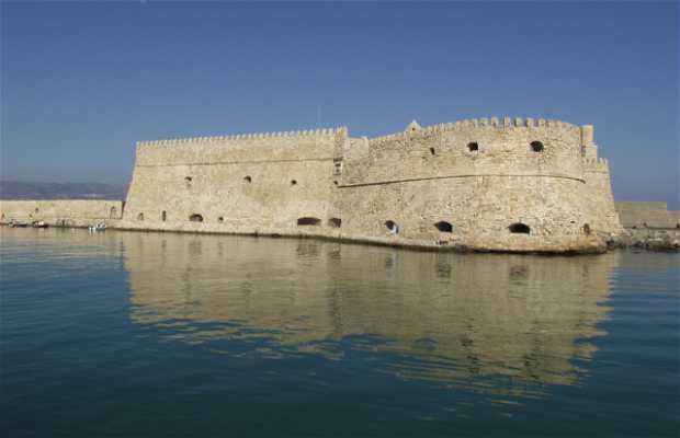 Heraklion Fortress