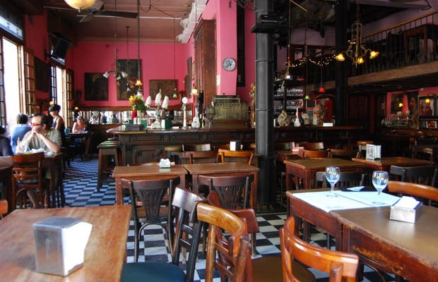 Bar Seddon (barrio de San Telmo)