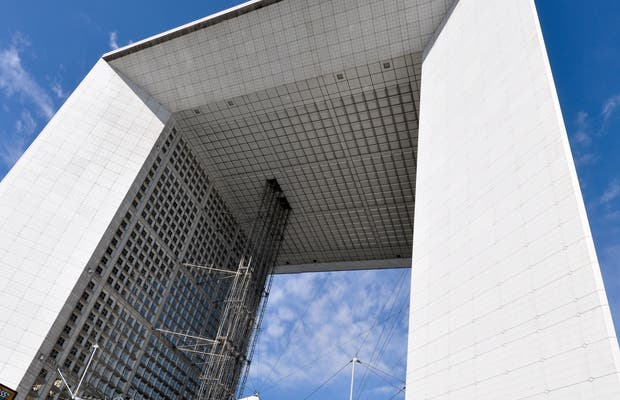 Il Grande Arco de La Défense
