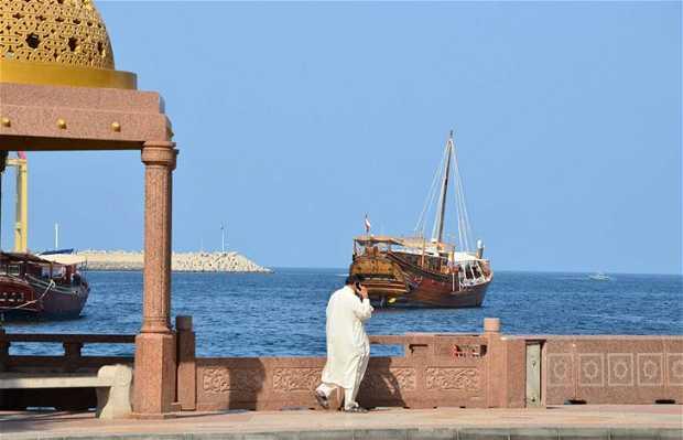 Paseo Marítimo de Matrah