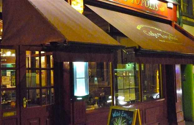 Cafe Topolis