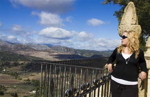 Viewpoint of Ronda