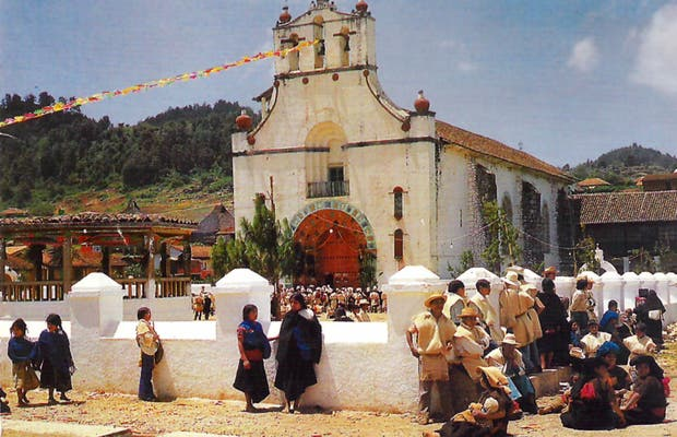 L'Eglise de San Juan Chamula