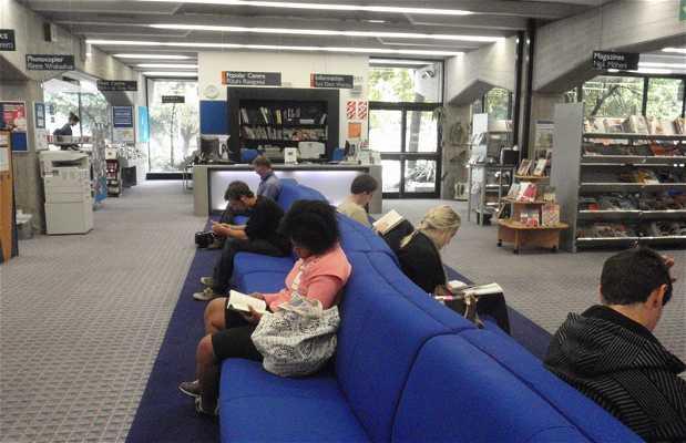 Biblioteca Central - Te Kete Wānanga o Ōtākaro
