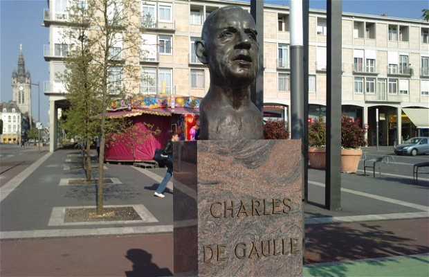 Cabeza de De Gaulle