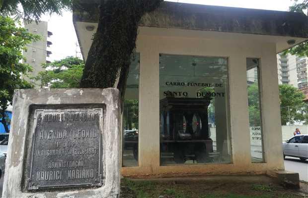 Pavilhão Carro Fúnebre de Santos Dumont