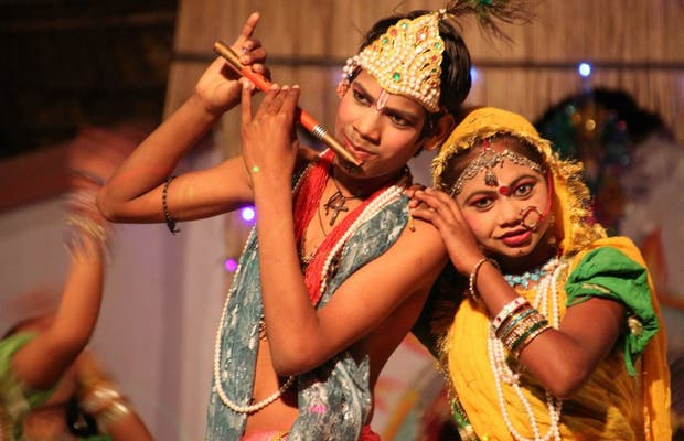 Music and Traditional Dances of the India