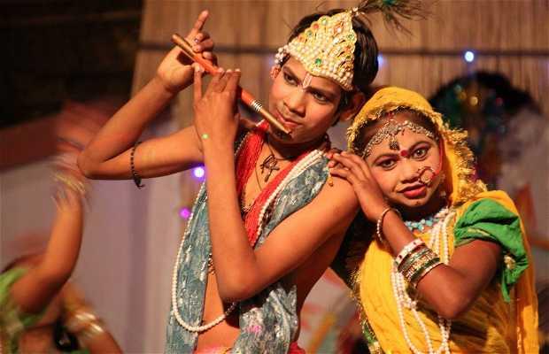 Música y Danzas tradicionales de la India