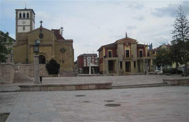 Plaza Manuel Uría