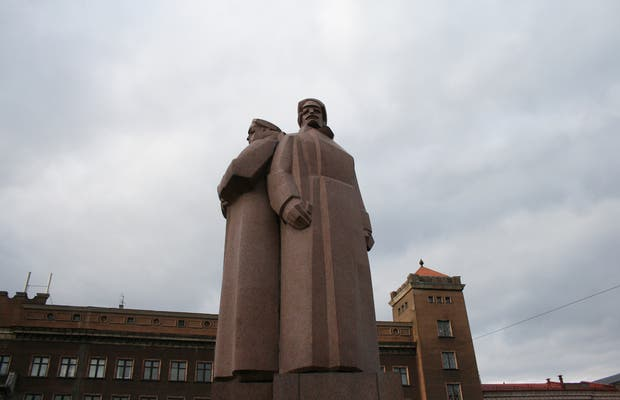 Monumento ai Fucilieri Lettoni