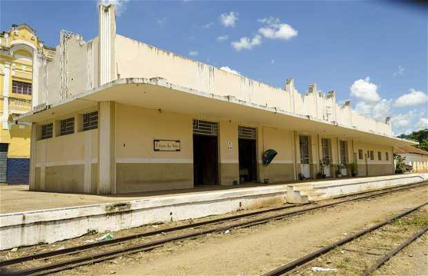 Estação de Itanhandu