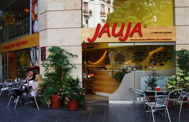 Jauja Helados (barrio de Palermo)