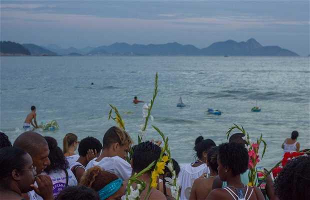 Fiesta de Iemanjá do Mercadão de Madureira
